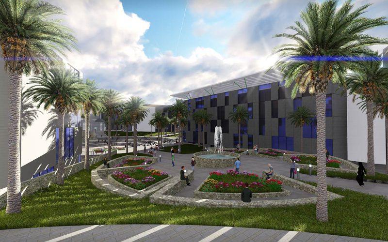 Al Hayah university park
