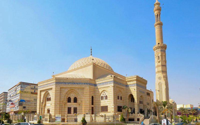 Al Hosary Mosque exterior