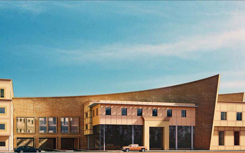 Al Shifaa Orman Hospital in Luxor phase 2