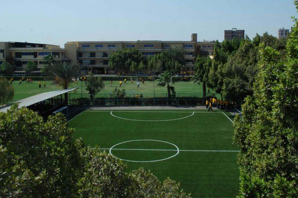 Al Alsson school football pitch