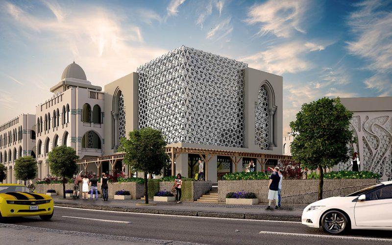 Arabia Pavilion