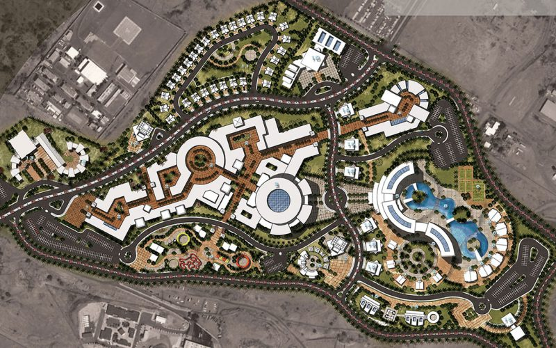 Aseer Development masterplan