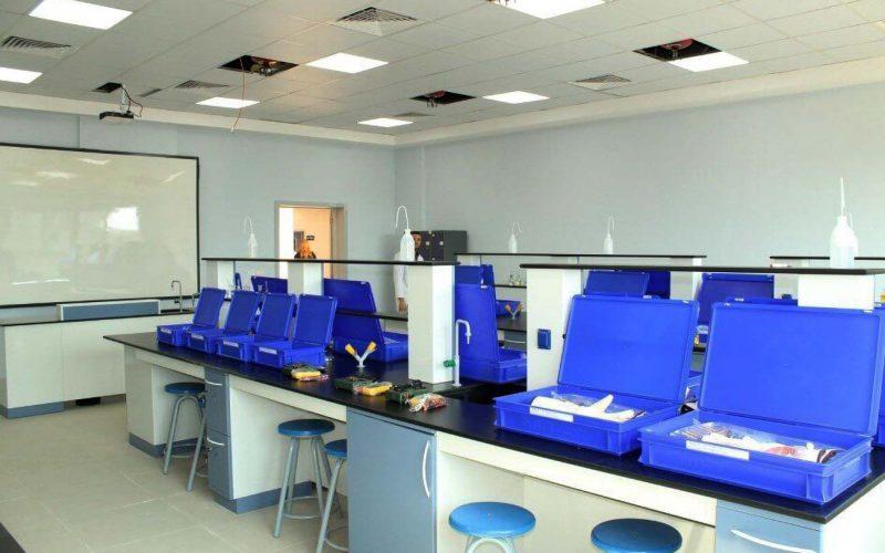 Badr university lab