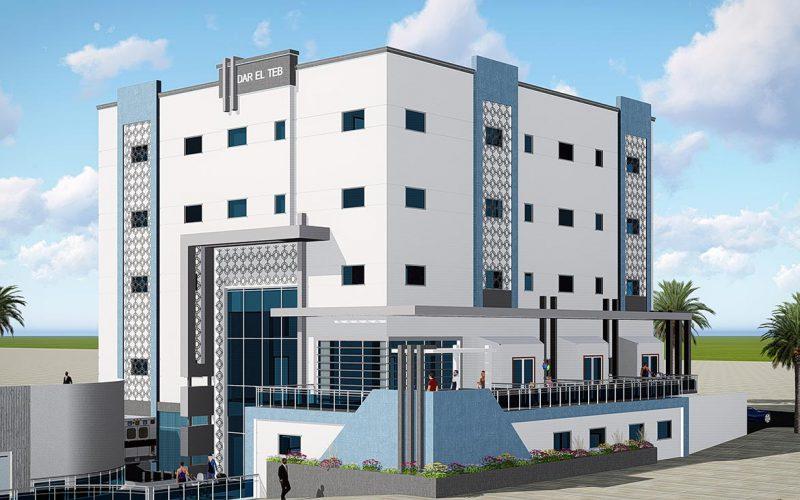 Dar El Teb hospital