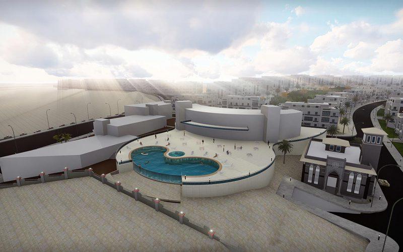 Dar El Mona pool