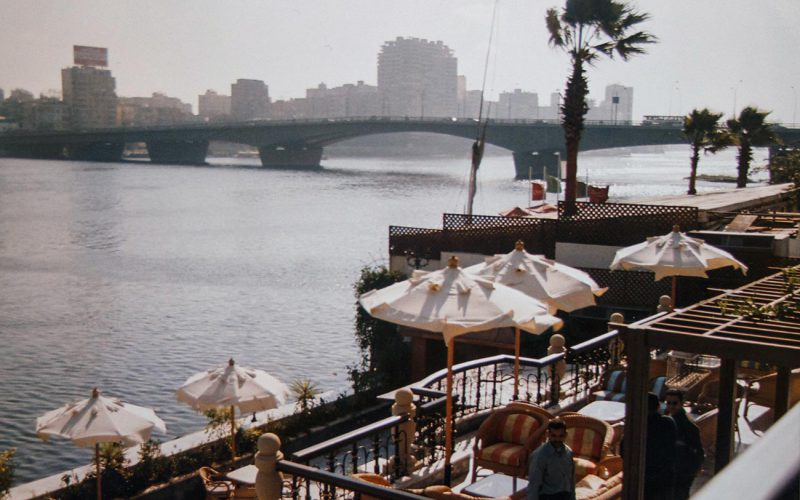 Diplomatic River Club Nile view