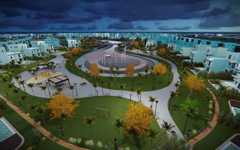 Eco City park