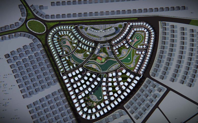 Eco City masterplan