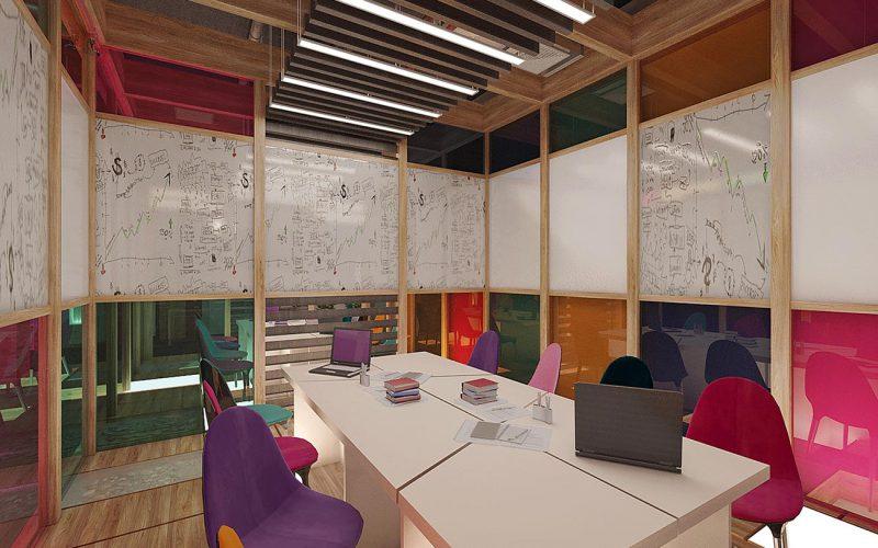 Kantar meeting room