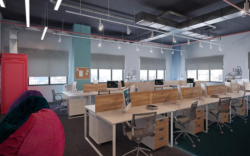 Kantar office spaces