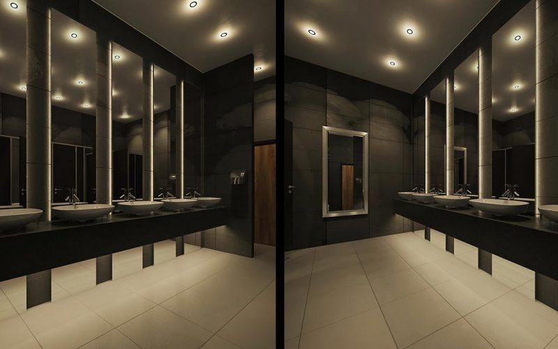 Kantar bathrooms