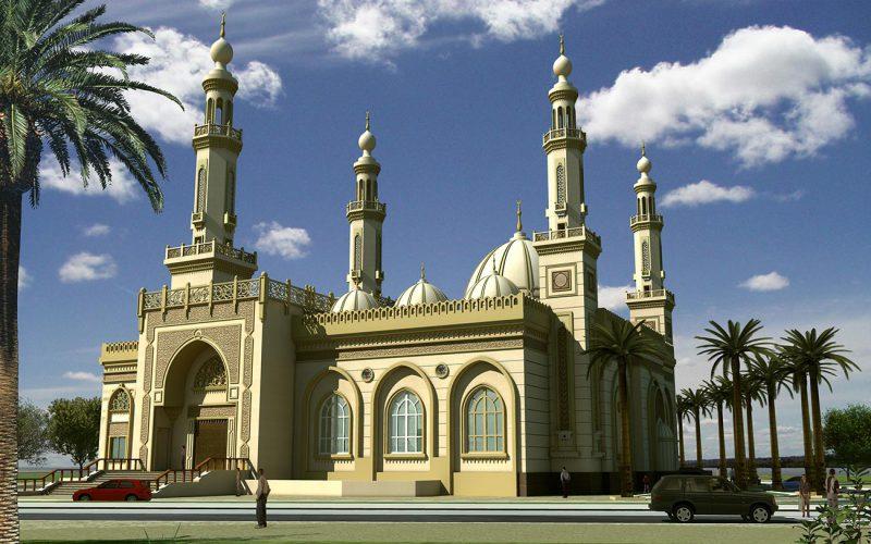 Lebanon-Mosque