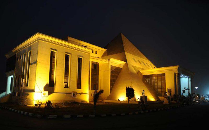 Nahda university night