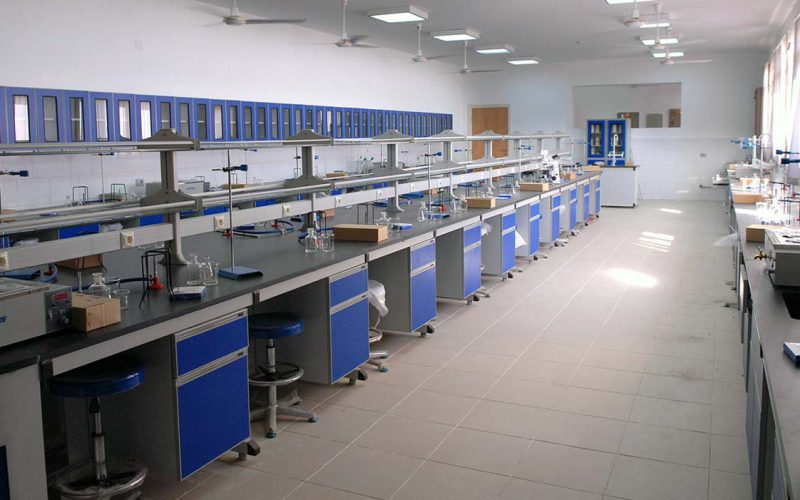 Nahda university labs