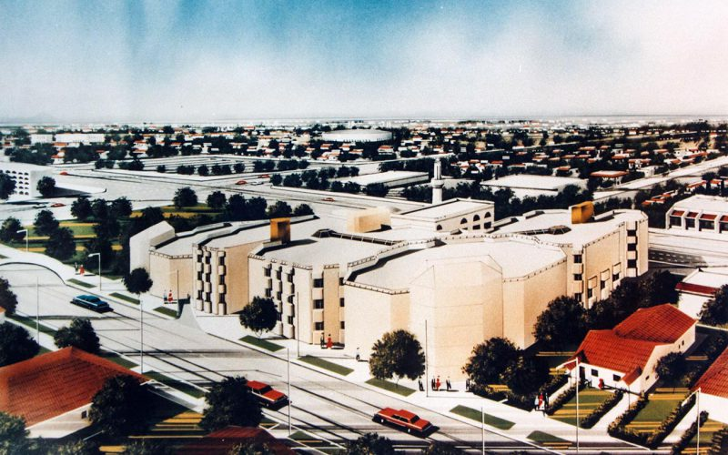 Omar center California