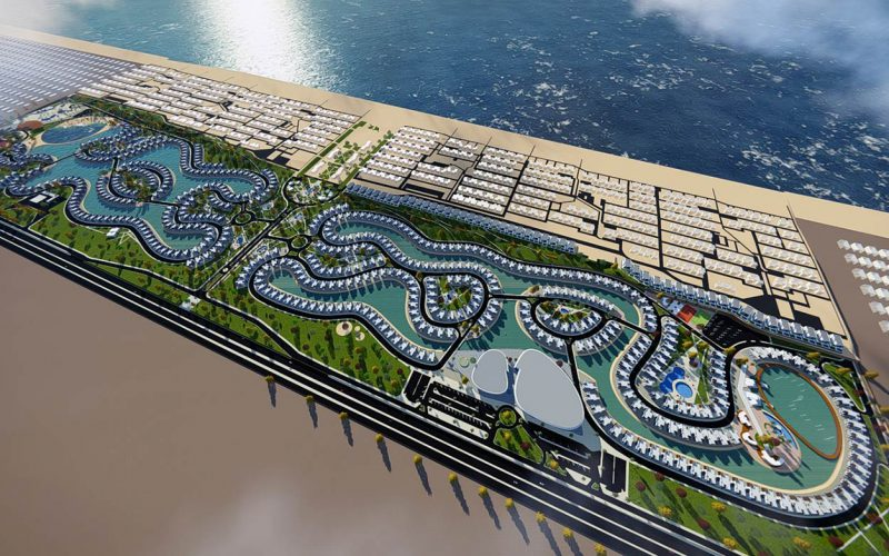 Riviera resort masterplan