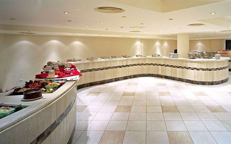 Sharrm Cliff Resort restaurant