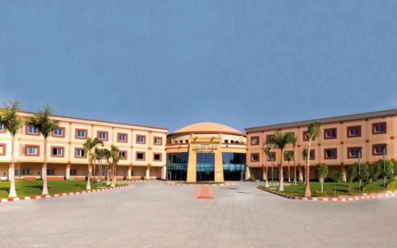 Shifaa Al Orman hospital in Luxor phase 1