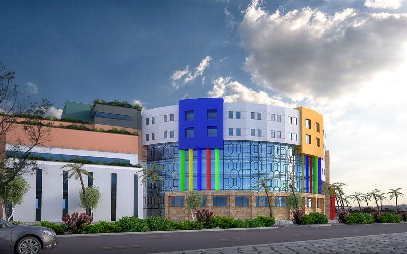 Sohag children's hospital