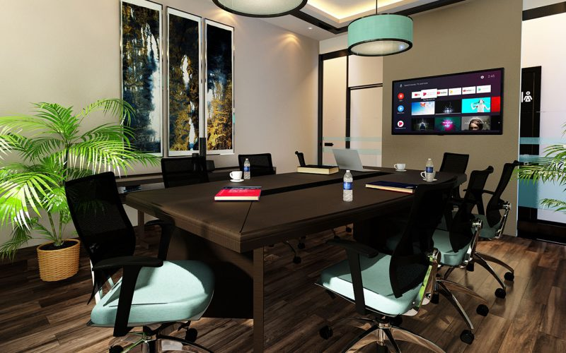 Tectra conference room