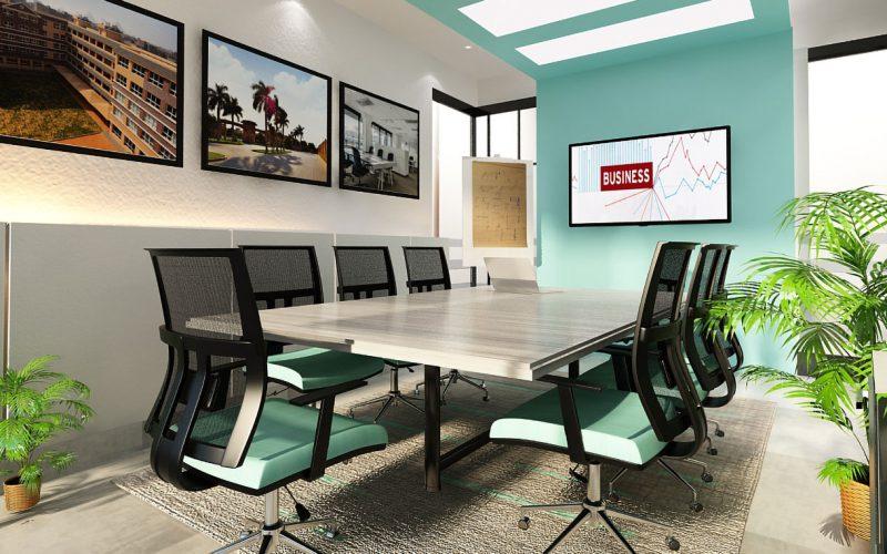 Tectra meeting room
